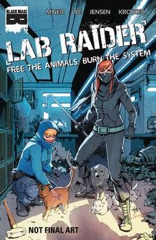 Lab Raider #4 (Of 4) (Mr)