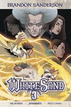Brandon Sanderson White Sand Ogn Hc Vol 03 Sanderson Sgn (C: