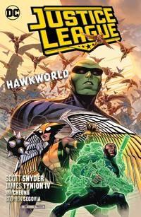 Justice League Tp Vol 03 Hawkworld