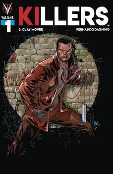 Killers #1 (Of 5) Cvr C Lashley