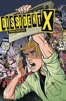 Dissident X Tp (C: 0-1-2)