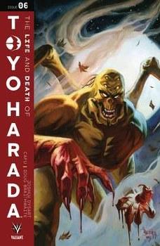 Life & Death Of Toyo Harada #6 (Of 6) Cvr B Brereton