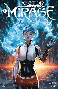 Doctor Mirage #1 (Of 5) Cvr A Tan