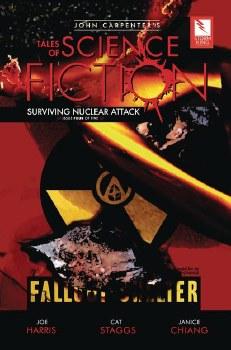 Carpenter Tales Sci Fi Nuclear Attack #4 (Mr)