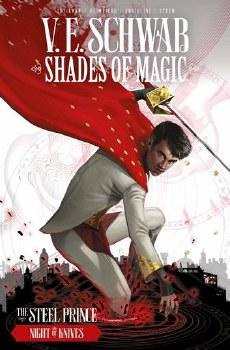 Shades Of Magic Tp Vol 02 Night Of Knives