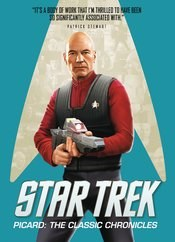 Star Trek Tp Picard Classic Chronicles