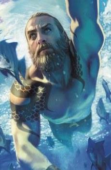 Aquaman #51 Card Stock Var Ed Yotv Dark Gifts