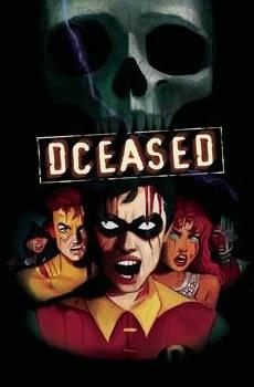 Dceased #4 (Of 6) Card Stock Horror Var Ed