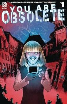 You Are Obsolete #1 Cvr A Clarke