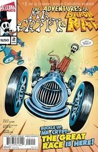 Adv Of Mr Crypt & Baron Rat #2 (Of 3)