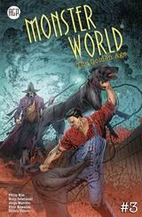 Monster World Golden Age #3 (Of 6)