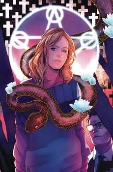 Buffy The Vampire Slayer #8 Cvr C Matthews Connecting Var