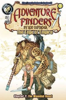 Adventure Finders Edge Of Empire #2