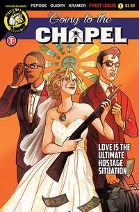 Going To The Chapel #1 (Of 4) Cvr A Lisa Sterle