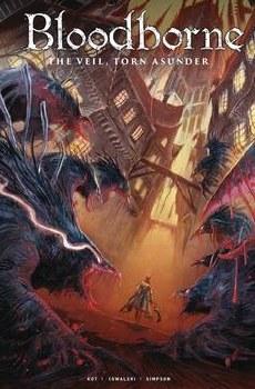 Bloodborne #15 Cvr A Harding (Mr)