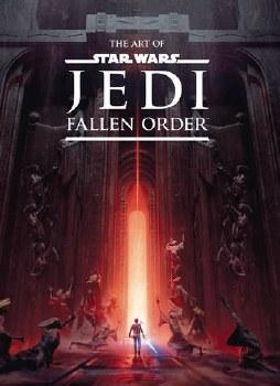 Art Of Star Wars Jedi Fallen Order Hc (C: 0-1-2)
