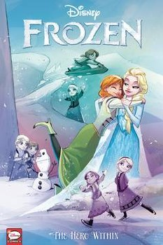 Disney Frozen Hero Within Tp (C: 1-1-2)