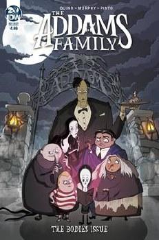 Addams Family The Bodies Cvr A Murphy