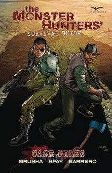 Monster Hunters Survival Guide Case Files Tp
