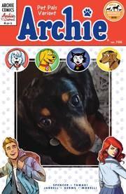 Archie #708 (Archie & Sabrina Pt 4) Cvr D Pet Pals