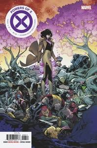 Powers Of X #6 (Of 6)