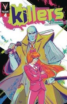 Killers #4 (Of 5) Cvr D Fish
