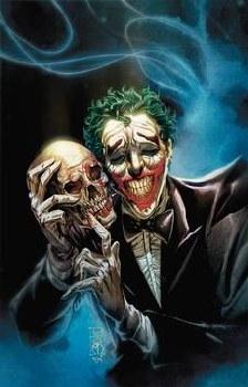 Joker Year Of The Villain #1