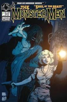 Monster Men Soul Of Beast #1 Cvr B Creeping Doom