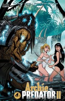 Archie Vs Predator 2 #4 (Of 5) Cvr E Seeley