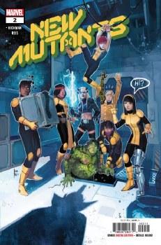New Mutants #2 Dx
