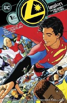 Legion Of Super Heroes #1