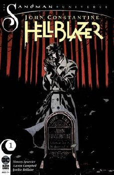 John Constantine Hellblazer #1 (Mr)