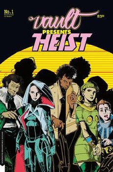 Heist How To Steal A Planet #1 Cvr B Hernandez Homage