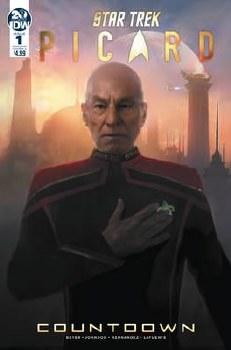 Star Trek Picard Countdown #1(Of 3) Cvr A Tba