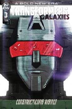 Transformers Galaxies #3 Cvr A Ramondelli