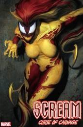 Scream Curse Of Carnage #1 Artgerm Var