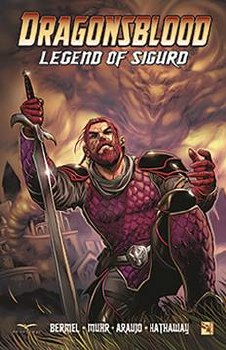 Dragonsblood Tp Vol 01 Legend Of Sigurd