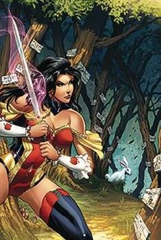Grimm Fairy Tales #35 Cvr D Goh