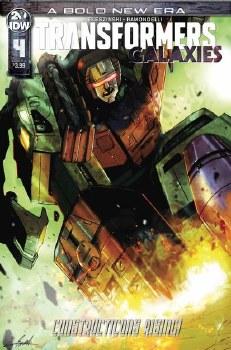 Transformers Galaxies #4 Cvr A Ramondelli (C: 1-0-0)
