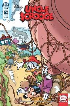 Uncle Scrooge #52 Cvr A Mazzarello (C: 1-0-0)