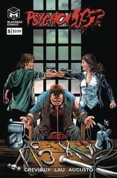 Psycho List #5 (Of 6)