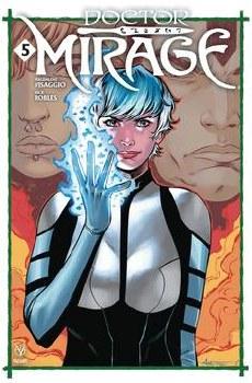 Doctor Mirage #5 (Of 5) Cvr C Aneke