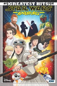 Star Wars Adventures Greatest Hits (C: 1-0-0)