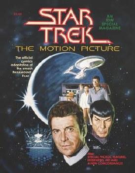 Star Trek Motion Picture Facsimile Ed