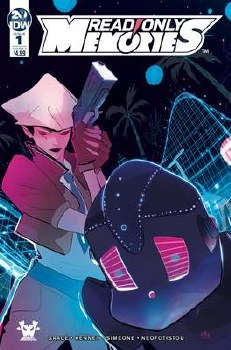 Read Only Memories #1 Cvr A Simeone