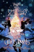 Lcsd 2019 Hazel & Cha Cha Save Christmas Tales Umbrella Acad