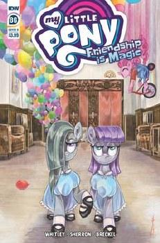My Little Pony Friendship Is Magic #86 Cvr B Richard (C: 1-0