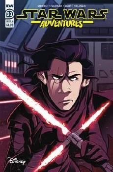 Star Wars Adventures #30 Cvr A Florean (C: 1-0-0)