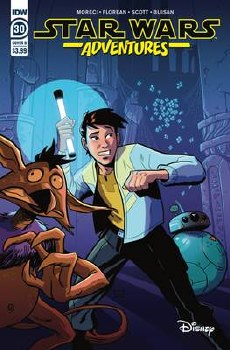 Star Wars Adventures #30 Cvr B Buisan (C: 1-0-0)