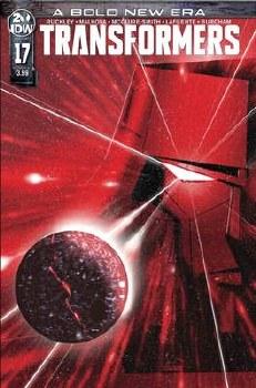 Transformers #17 Cvr A Ramondelli (C: 1-0-0)